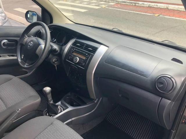 Nissan Livina 1.6 16V Flex Fuel 5p - Foto 9