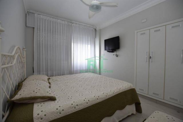 Apartamento com 4 dormitórios à venda, 190 m² - Praia das Pitangueiras - Guarujá/SP - Foto 9