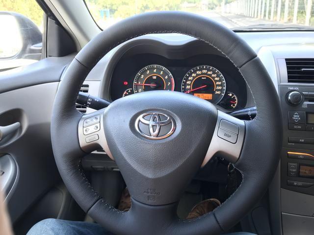 Toyota Corolla GLI automático 2010 - Foto 11