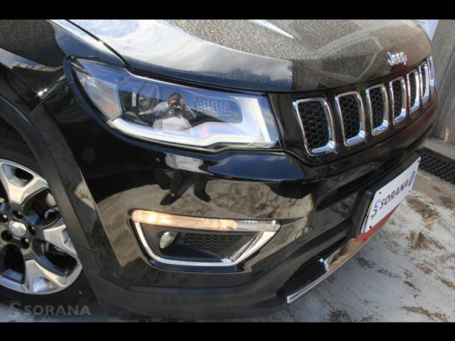 JEEP  COMPASS 2.0 16V FLEX LIMITED 2016 - Foto 16