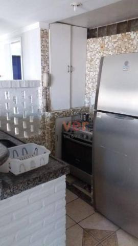 Apartamento para alugar, 60 m² por R$ 1.500,00/mês - Meireles - Fortaleza/CE - Foto 13