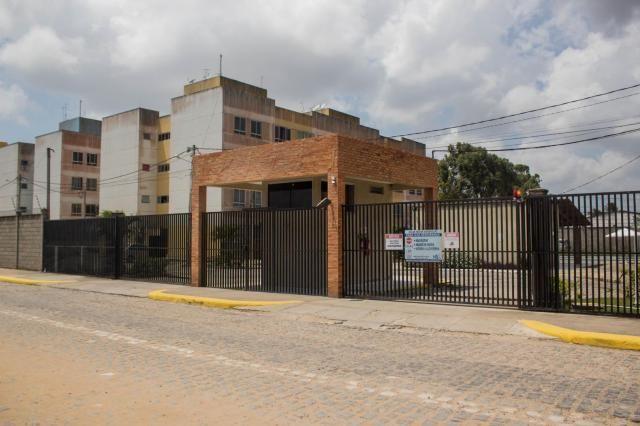 Apartamento com 2 dormitórios à venda, 59 m² por r$ 100.000,00 - santa tereza - parnamirim