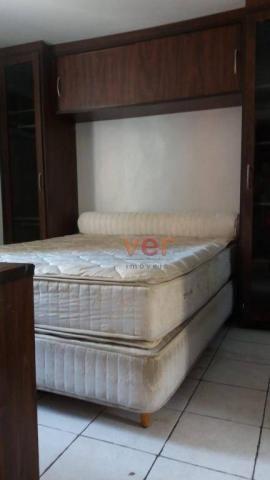 Apartamento para alugar, 60 m² por R$ 1.500,00/mês - Meireles - Fortaleza/CE - Foto 20