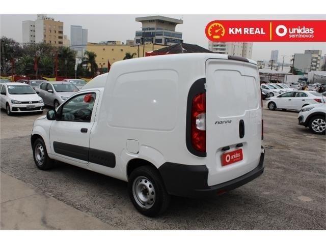 Fiat Fiorino Evo 1.4 2018 bx km único aceito troca financio sem entrada - Foto 3