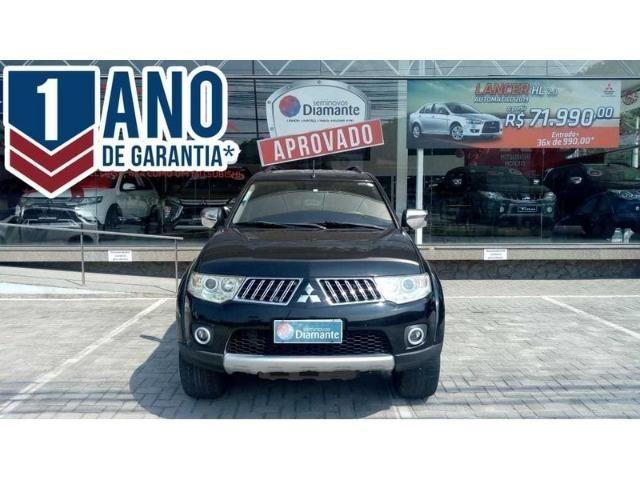 Pajero Dakar HPE diesel 7 lugares 104.000km 2013 - 1ano garantia