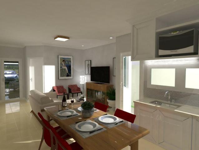 Casas prontas no Maranguape com2 quartos e condicoes especiais - Foto 3