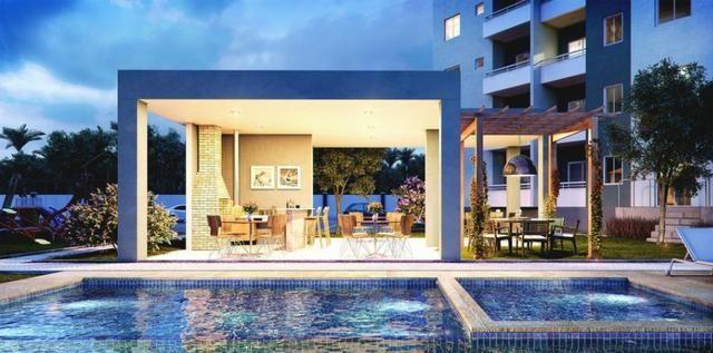 Villa Milano - Apartamento 59,79m² com 3 quartos Parque 2 Irmãos - Foto 4