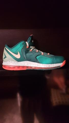 c03d7af3729 Tenis Nike LEBRON JAMES LOW 11 NOVO ZERADO Lebron Jordan Asics Adidas New  Balance
