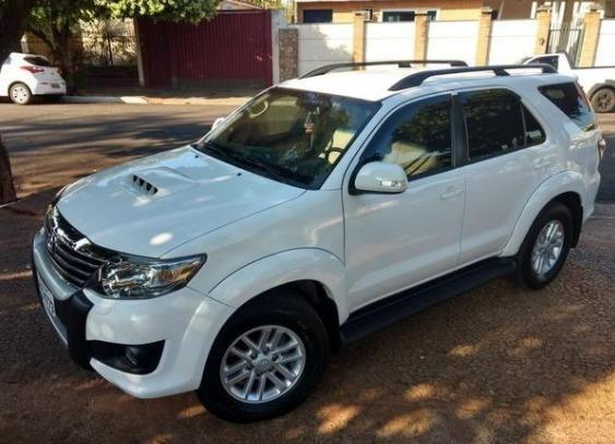 Hilux SW4 SRV 4x4 tdi Diesel 7L - Edição Limitada - IPVA 2019 PAGO - 2015