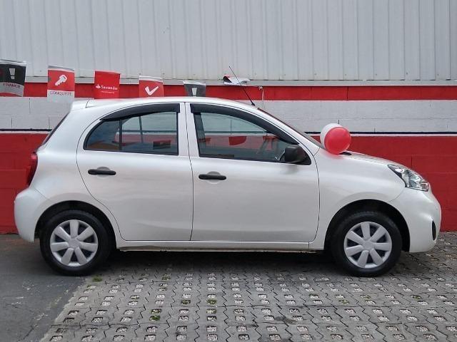 Nissan March 1.0 S Financio!!! - Foto 7