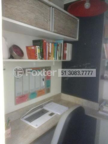 Apartamento à venda com 2 dormitórios em São sebastião, Porto alegre cod:189397 - Foto 8