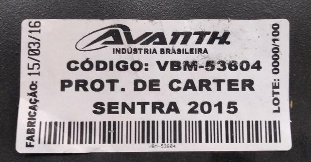 Protetor De Carter Sentra 2015 - Foto 3