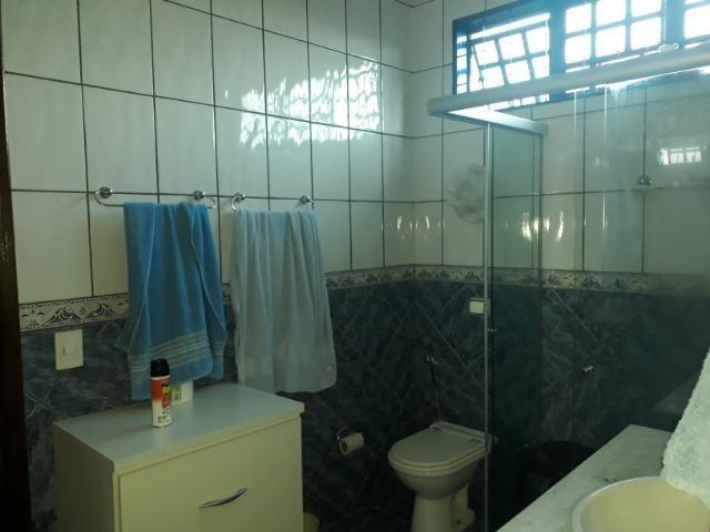 Vendo linda casa em condomínio fechado na DF 425(Pego sua casa no Setor de Mans?es!) - Foto 13