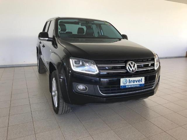 VW - Amarok CD 2.0 4x4 Highline 2016