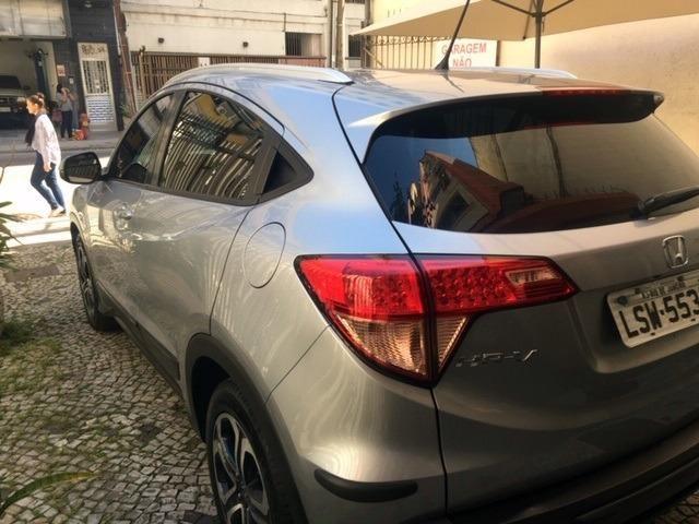 Honda hrv ex 2017, prata 26,000 km único dono semi novo - Foto 4