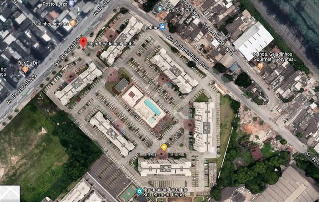 Liber J Apartamento térreo com garden, 2 quartos Liber Residencial Clube Belford Roxo RJ - Foto 13
