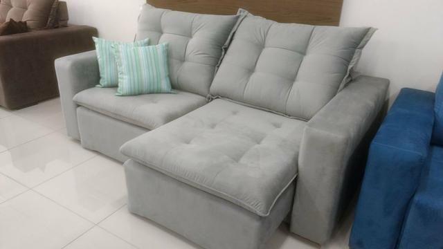 Sofá de qualidade vendido por metro - Foto 5
