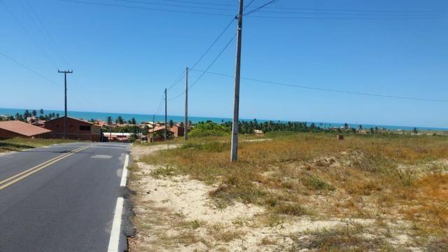 Terreno Barra da Sucatinga (próximo à praia)- Beberibe (CE) - Foto 8