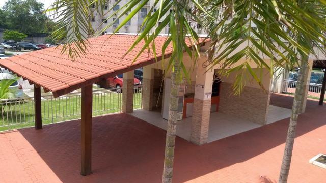 Liber J Apartamento térreo com garden, 2 quartos Liber Residencial Clube Belford Roxo RJ - Foto 18