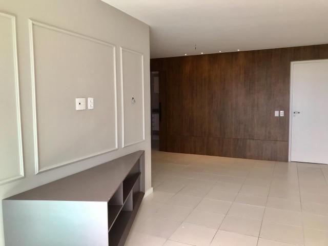 Apartamento com 106m, 3 quartos, 3 vagas, 9º andar no Luciano Cavalcante - Foto 3