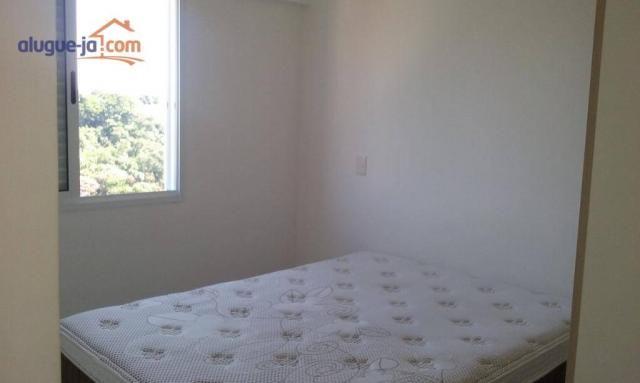 Lindo apartamento 2 dormitórios com varanda gourmet - Foto 6