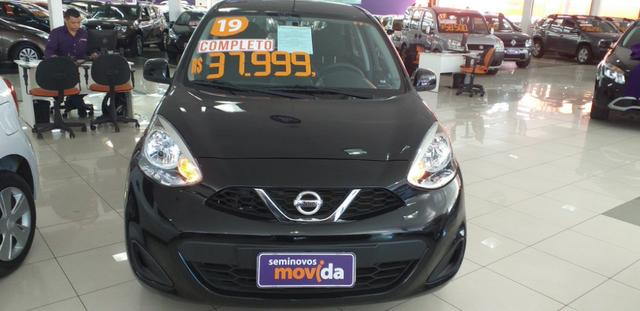Nissan March S 1.0 12v Flex 5p - Foto 5