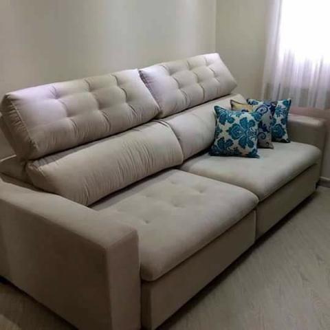 Sofá de qualidade vendido por metro