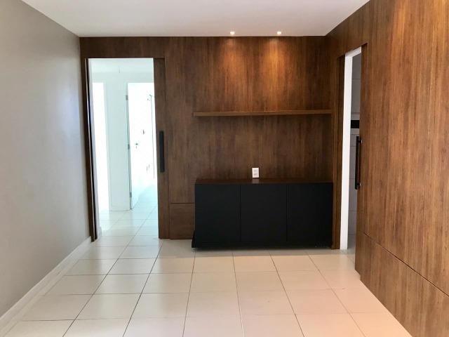 Apartamento com 106m, 3 quartos, 3 vagas, 9º andar no Luciano Cavalcante - Foto 4