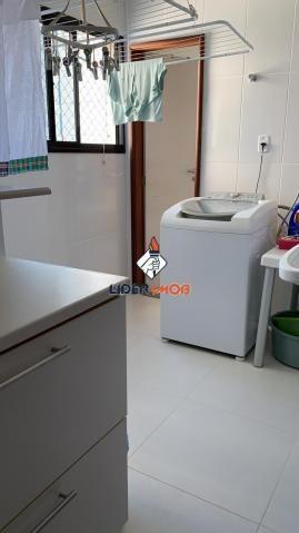 Líder imob - apartamento residencial para venda, ponto central, feira de santana, 4 dormit - Foto 8