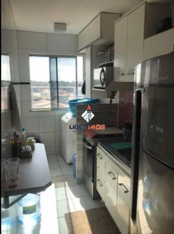 Apartamento Mobiliado 2 Quartos Residencial para Venda no Sim, em Feira de Santana com Áre - Foto 5