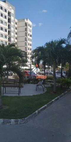 Apartamento para locação, muchila, feira de santana, 3 dormitórios. - Foto 2