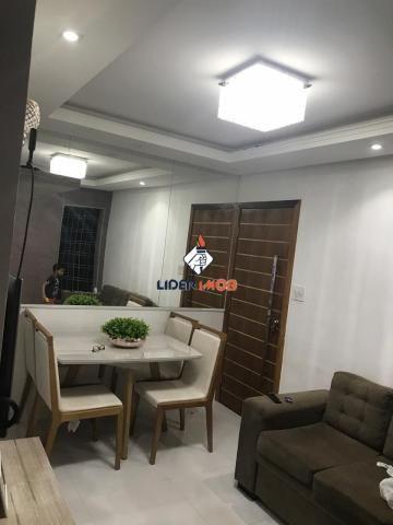 LÍDER IMOB - Apartamento residencial para Venda, Vila Olímpia, Feira de Santana, 2 dormitó - Foto 4