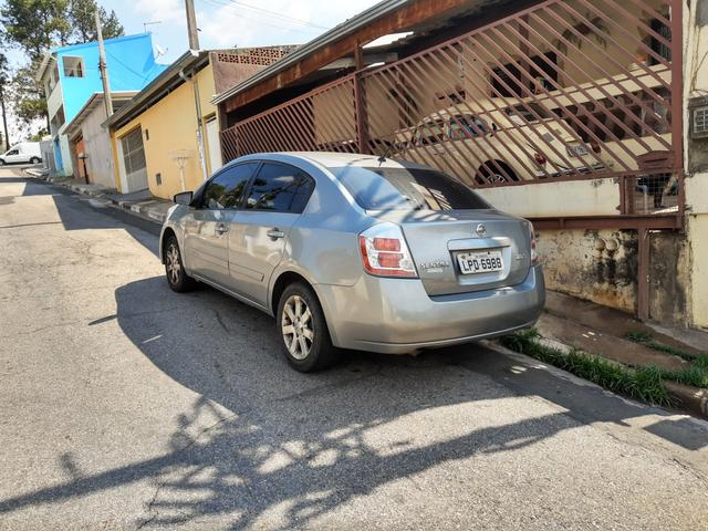 Nissan Sentra 07/08 automático 2.0S - Foto 2