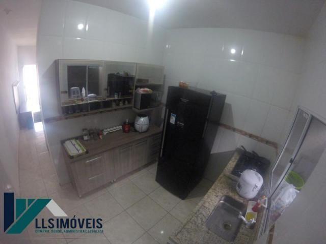 Casa duplex para locação em nova iguaçu, rodilândia, 2 dormitórios, 2 banheiros, 2 vagas - Foto 11