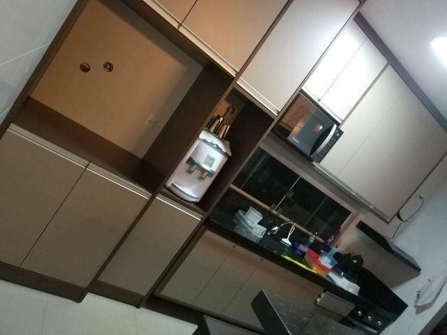 PA - Casa em Condomínio / 5 Suítes / Planejados: quartos, cozinha, banheiros e sala - Foto 3