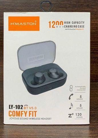 Fone de Ouvido Bluetooth H'maston LY-102