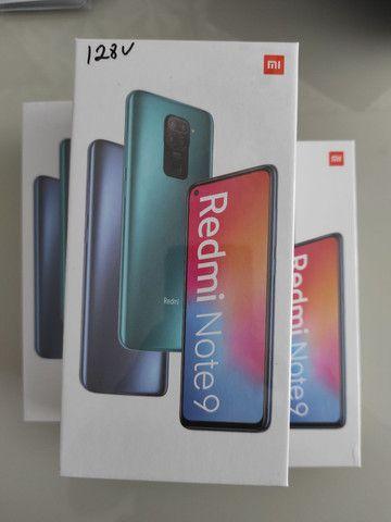 Épico! Redmi Note 9 em promoção Da Xiaomi.. Novo Lacrado com Garantia e Entrega.
