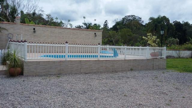 Chácara aluguel temporada R$ 580,00 Diária + 200,00 faxina em Santo Amaro - Foto 3