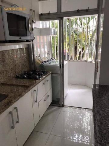 Apartamento com 1 dormitório à venda, 55 m² por R$ 550.000 - Moema - São Paulo/SP - Foto 4