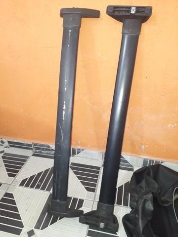 Rack de teto ecosport 04 05 06 07 08 09