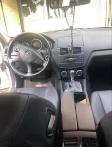 Vendo Mercedes c200 2009 relíquia - Foto 10