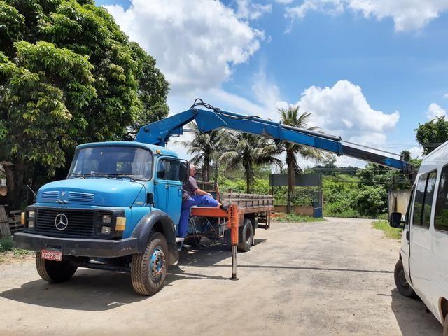 Caminhão munk 12 toneladas - Foto 6