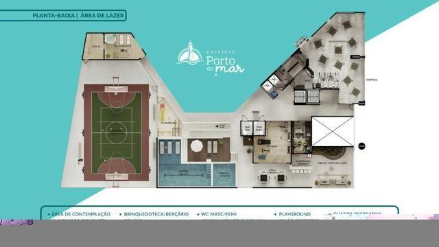 Edifício Porto do Mar, 3 suítes, 3 vagas _ São Marcos ? São Luis MA - Foto 8