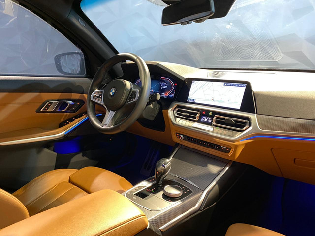 BMW 330 M SPORT BLINDADA, 2020, apenas 10.000 Km, igual á zero Km - Foto 11