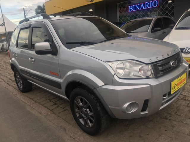 Ecosport freestyle 1.6 completo 2011 top