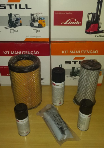 Kit manutenção - Linde Still - Foto 3