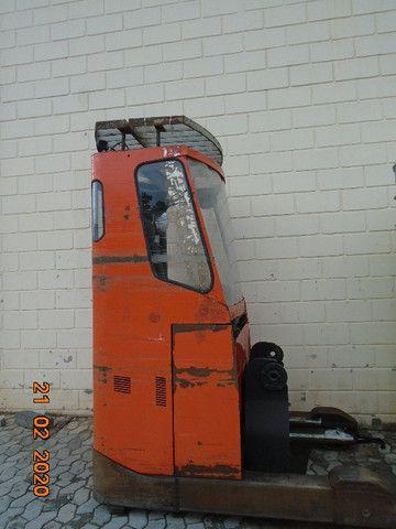 Empilhadeira BT Coldestore Elétrica Retrátil c/Cabine Toyota - #6710 - Foto 2