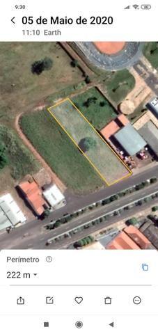Terreno localizado em Cosmorama-SP