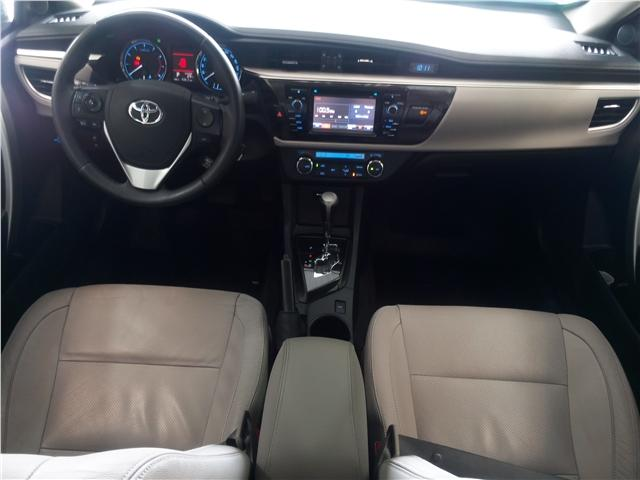 Toyota Corolla 2.0 xei 16v flex 4p automático - Foto 12