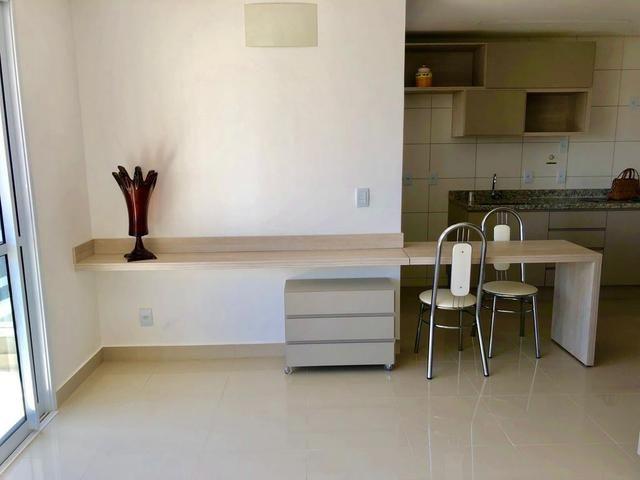 Aluguel, flat com 39 m2, mobiliado, The Expression/go